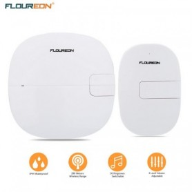 FLOUREON wireless doorbell