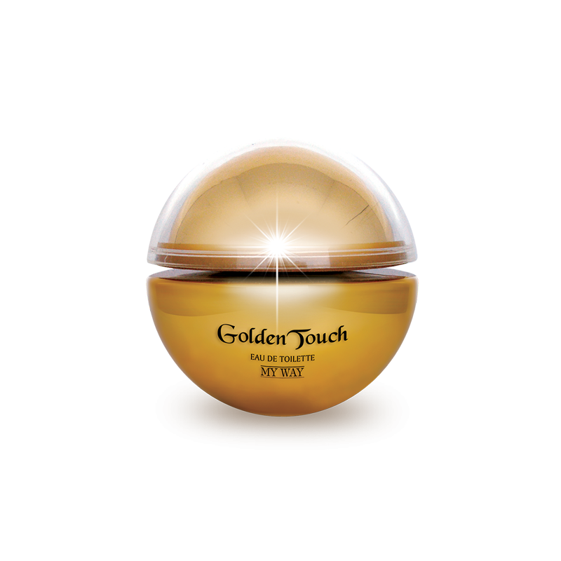 Eau de Toilette GOLDEN TOUCH