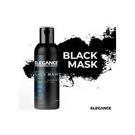 ELEGANCE BLACK MASK