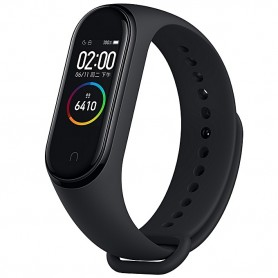 XIAOMI XIAOMI Mi Band 4 AMOLED Screen Bluetooth Sport Waterproof Wristband - Black