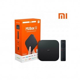 XIAOMI Original MI TV BOX S Smart 4K UHD 2G Ram 8G Mi Box S Google à Distance Internationale Version PRISE EU