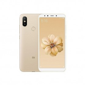 "XIAOMI XIAOMI Mi A2 4k - 5.99"" - 4Go - 64Go - Android One - Version internationale officielle - Gold"