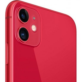 "Apple iPhone 11 4G 6.1"" (64Go,4Go) iOS - Rouge"